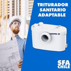 TRITURADORES SANITARIOS ADAPTABLES